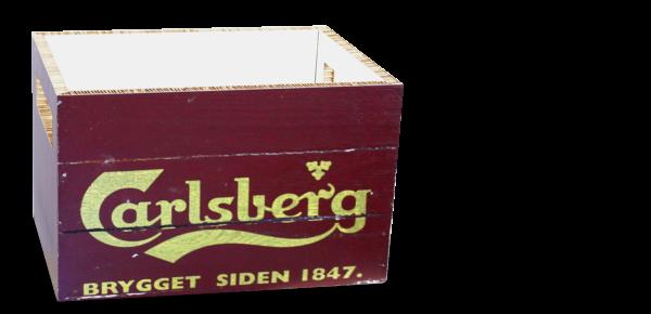 Carlsberg ølkasse