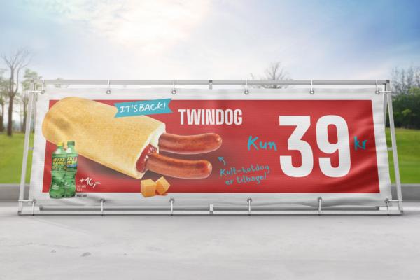 Twindog banner