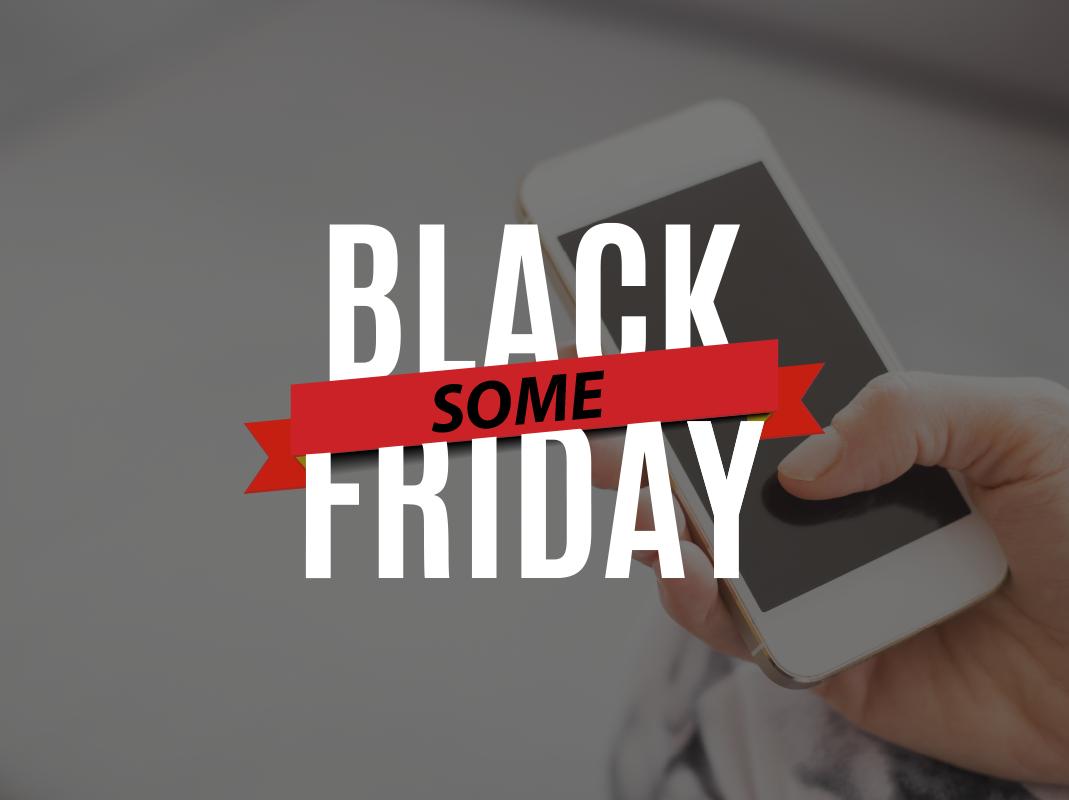 Blog om Black Friday på sociale medier