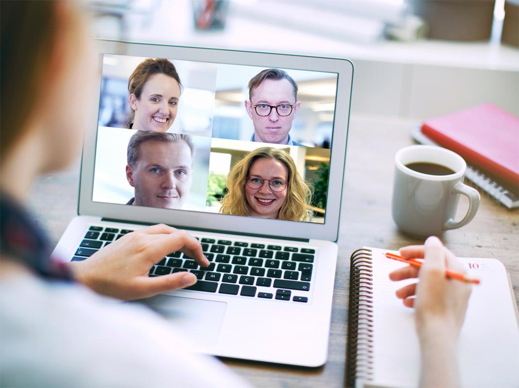 Virtuelle møder