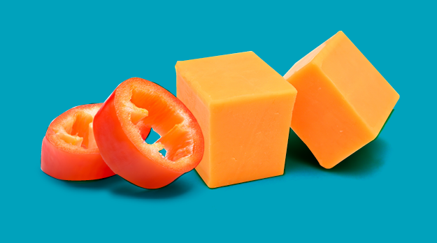 Tomat og ost